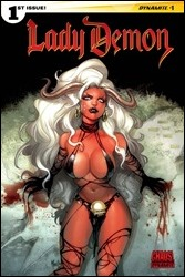 Lady Demon #1 Cover B - Andolfo