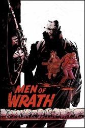 Men of Wrath #1 Cover