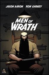 Men of Wrath #1 Cover - Dillon Variant