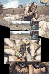 Men of Wrath #1 Preview 1