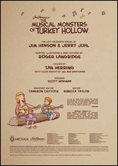 Jim Henson's The Musical Monsters of Turkey Hollow HC Preview 1