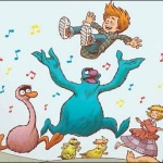 Preview: Jim Henson's The Musical Monsters of Turkey Hollow HC