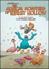 Jim Henson's The Musical Monsters of Turkey Hollow HC Cover