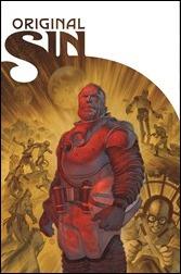 Original Sin Annual #1 Cover