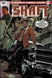 Shaft #1 Cover - Green