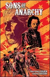 Sons of Anarchy Vol. 1 TP Cover