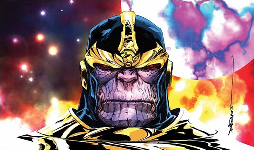 Thanos: A God Up There Is Listening #1