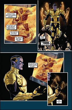 Thanos: A God Up There Is Listening #1 Preview 2
