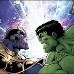 Thanos vs. Hulk #1 by Jim Starlin Coming in December 2014