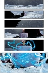 Thor #1 Preview 1