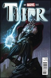 Thor #1 Cover - Robinson Variant