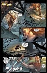 X-O Manowar #0 Preview 1