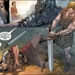 Preview: X-O Manowar #0 by Venditti & Mann