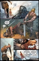 X-O Manowar #0 Preview 3