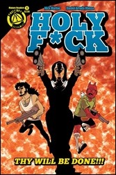 Holy F*ck #1 Cover
