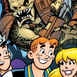 Archie Meets Predator on Spring Break 2015