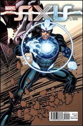 Avengers & X-Men: Axis #5 Cover - Bradshaw Young Guns Variant