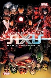 Avengers & X-Men: Axis #5 Cover