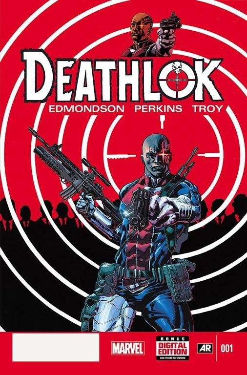 preview deathlok 1 by edmondson and perkins