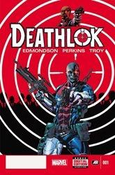 Deathlok #1 Cover