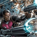 Preview: Deathlok #1 by Edmondson and Perkins