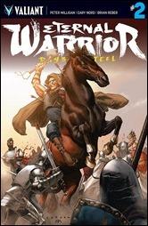 Eternal Warrior: Days of Steel #2 Cover - LaRosa