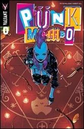 Punk Mambo #0 Cover - Dauterman