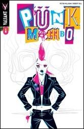 Punk Mambo #0 Cover - Hughes