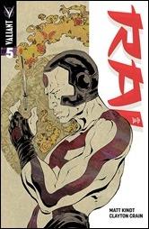 Rai #5 Cover B - Mack