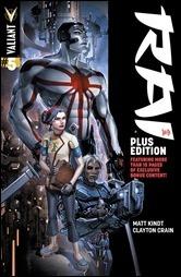 Rai #5 Cover - Plus