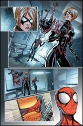 Scarlet Spiders #1 Preview 1
