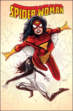 Spider-Woman #1 Cover