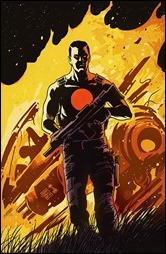 The Valiant #2 Cover - Francavilla Variant