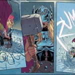 First Look: Thor #2 by Aaron & Dauterman