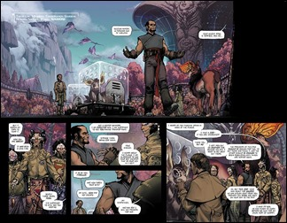 The Zoohunters #1 Preview 1