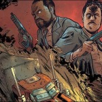 Preview: The Ghost Fleet #1 by Cates & Johnson