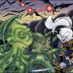 Preview of Usagi Yojimbo: Senso #5 by Sakai & Luth
