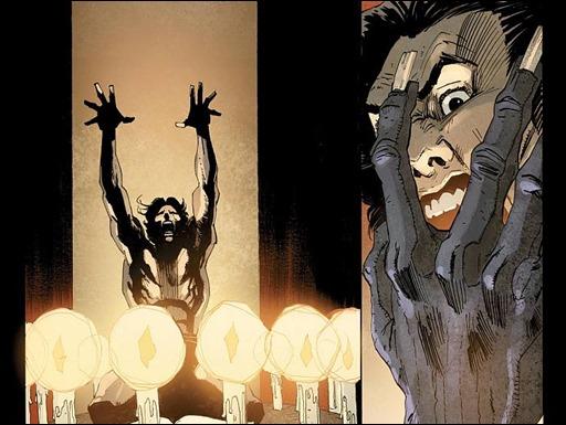 Anathema Book 1: The Evil That Men Do