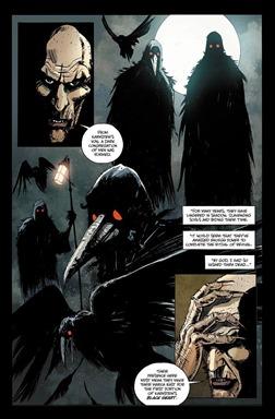 Anathema Book 1: The Evil That Men Do Preview 3