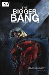 The Bigger Bang #1 Cover