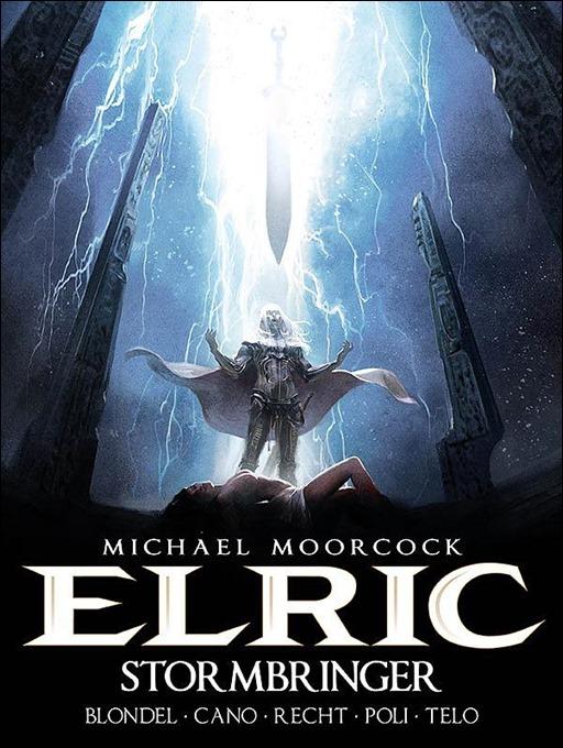 Elric Vol. 2: Stormbringer HC Cover