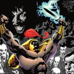 Preview: The Hammer: Kelley Jones' Complete Series HC