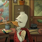 Howard the Duck #1 by Zdarsky & Quinones Coming in March 2015