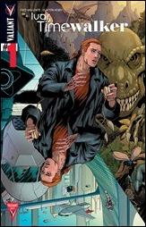 Ivar, Timewalker #1 Cover - Kitson Variant