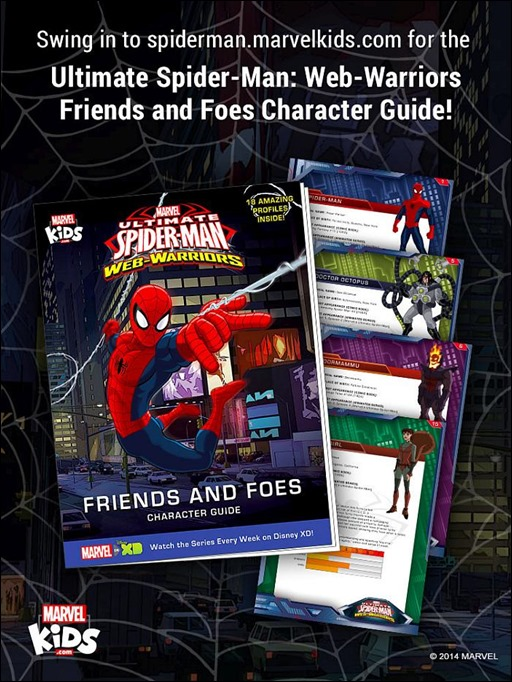 Ultimate Spider-Man Character Guide