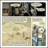 Mouse Guard: Baldwin the Brave and Other Tales HC Preview 2