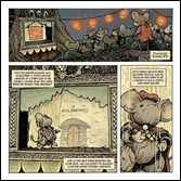 Mouse Guard: Baldwin the Brave and Other Tales HC Preview 3