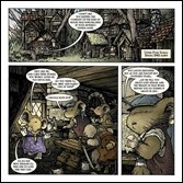 Mouse Guard: Baldwin the Brave and Other Tales HC Preview 4