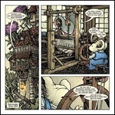 Mouse Guard: Baldwin the Brave and Other Tales HC Preview 5