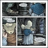 Mouse Guard: Baldwin the Brave and Other Tales HC Preview 7